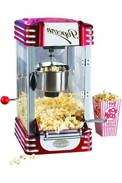 machine a pop corn techwood