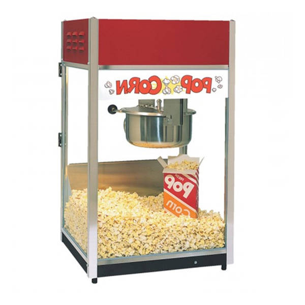 machine a pop corn krefel